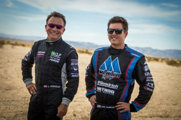 CLP Motorsports Teams up with McMillin Racing to Tackle Baja 1000
