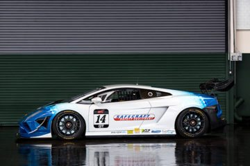 CLP Motorsports' All-Star Line Up for NASA 25 Hours of Thunderhill